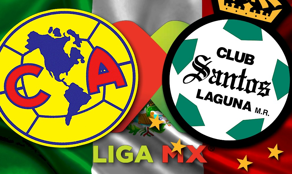 América vs Santos Laguna 2016 Score En Vivo Ignites Liga MX Table