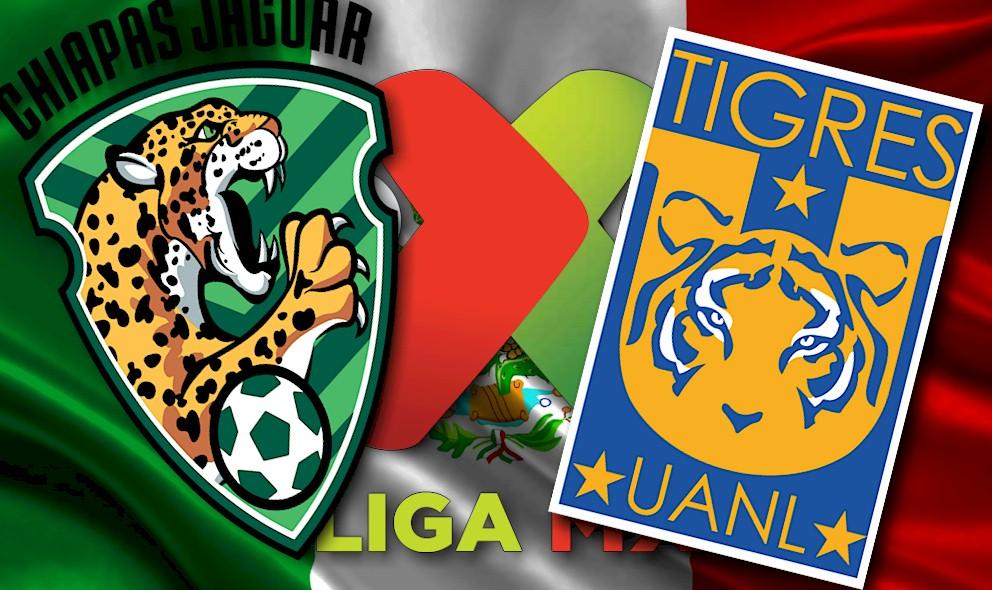 Chiapas vs Tigres UANL 2016 Score En Vivo Heats Up Liga MX Table