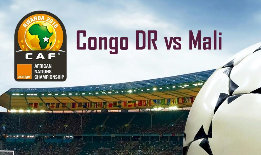 Congo DR vs Mali