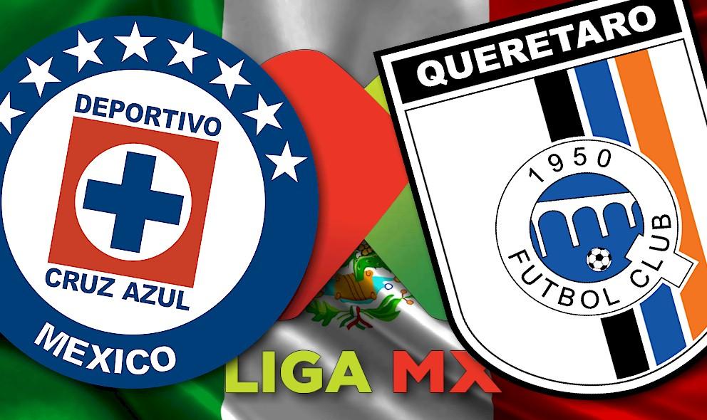 Cruz Azul vs Querétaro 2016 Score Ingites Liga MX Table