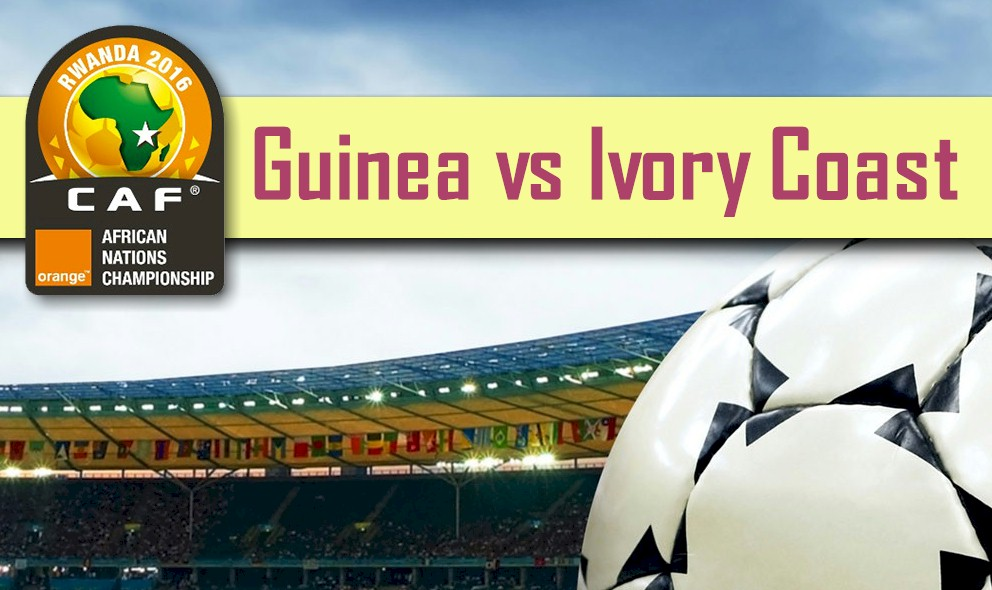 African Nations Championship 2016: Guinea vs Ivory Coast Score