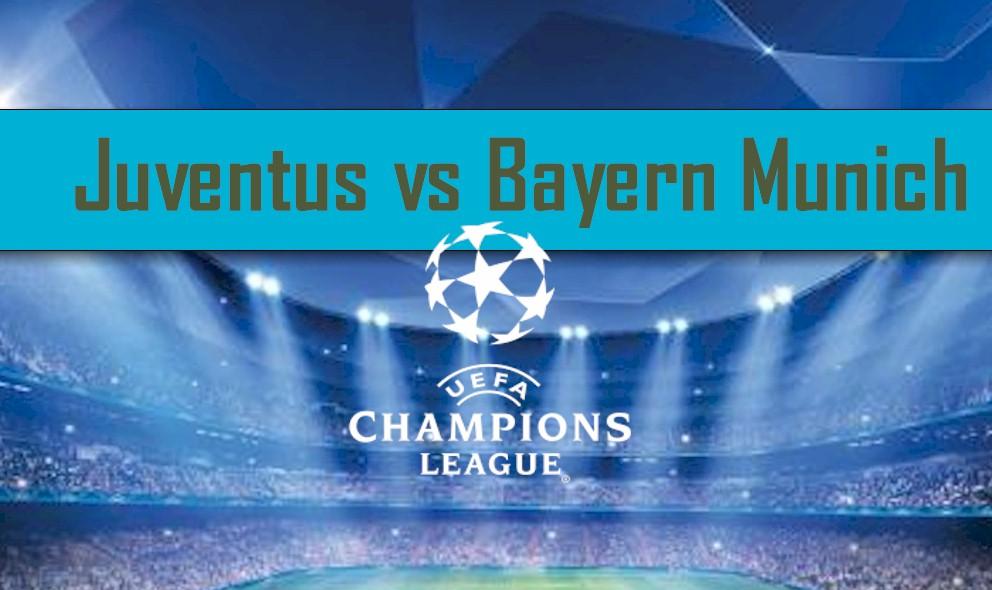 Juventus vs Bayern Munich 2016 Score Heats Up UEFA Champions League UCL
