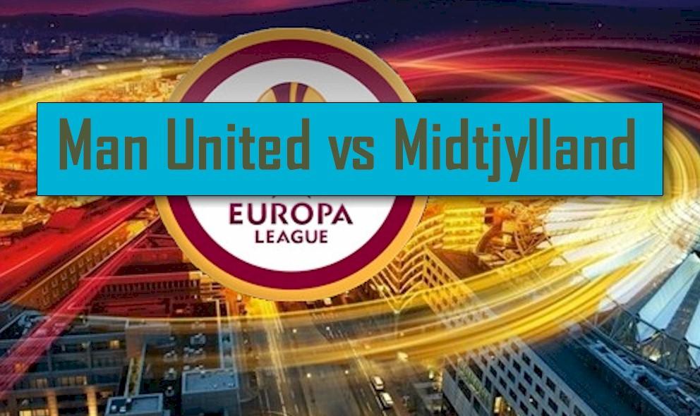 Manchester United vs Midtjylland 2016 Score Ignites UEFA Europa League