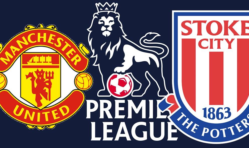 Manchester United vs Stoke City 2016 Score Ingites EPL Table Results