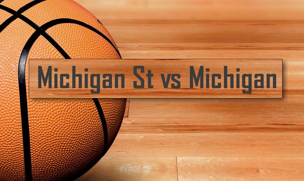 Michigan State vs Michigan 2016 Score Updates AP Top 25 College Basketball