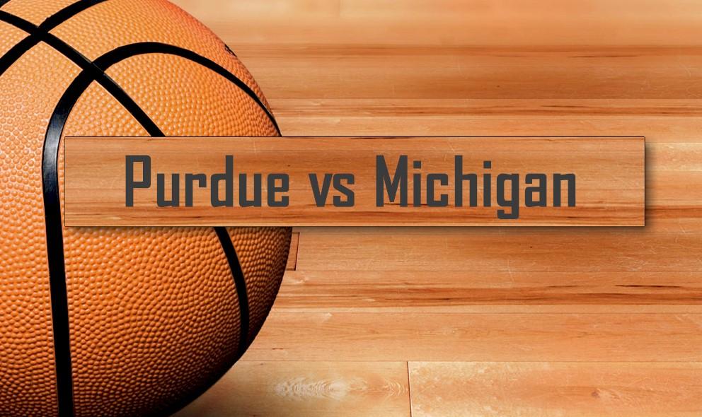 Purdue vs Michigan 2016 Score Updates AP Top 25 Basketball Rankings