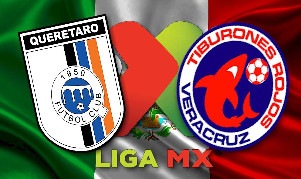 Querétaro vs Veracruz 2016 Score En Vivo Ignites Liga MX Table
