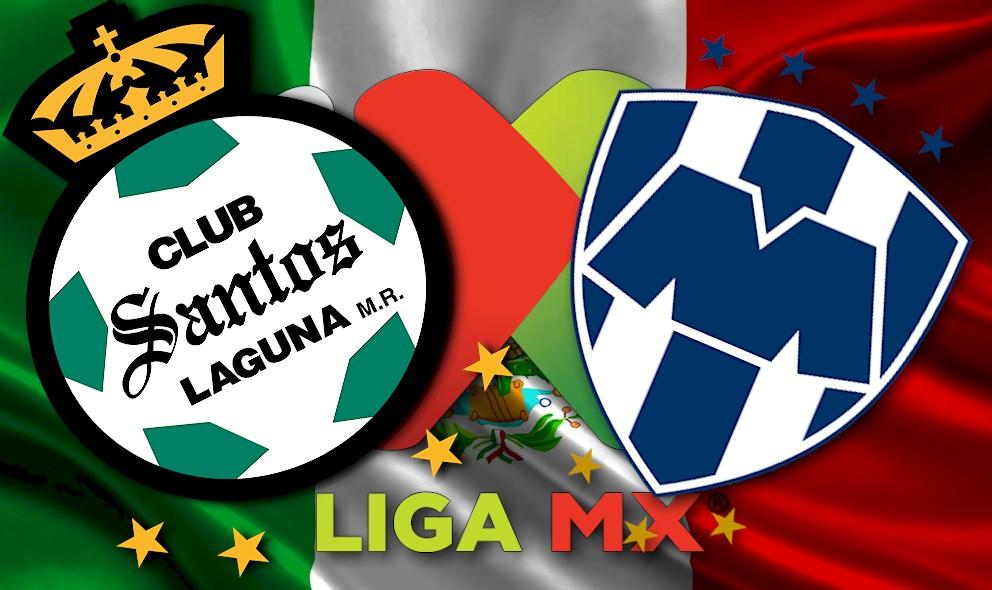 Santos Laguna vs Monterrey 2016 Score En Vivo Updates Liga MX