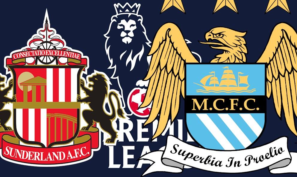Sunderland vs Manchester City 2016 Score Heats Up EPL Table Results