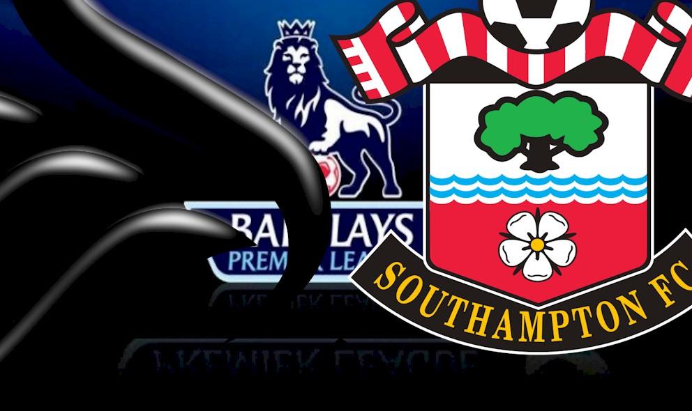 Swansea City vs Southampton 2016 Score Updates EPL Table Results