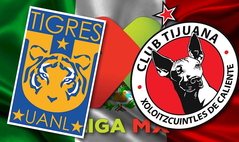 Tigres UANL vs Tijuana 2016 Score Heats up Liga MX Results