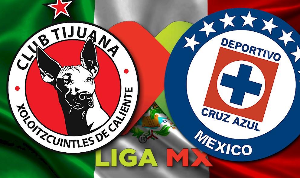 Tijuana vs Cruz Azul 2016 Score En Vivo Updates Liga MX Table