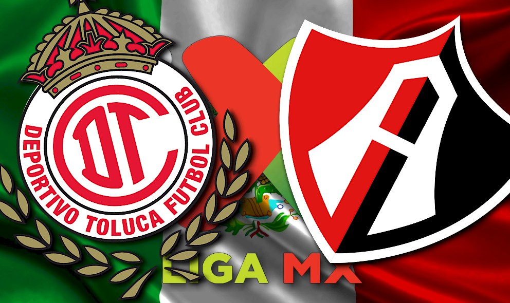 Toluca vs Atlas 2016 Score En Vivo Prompts Liga MX Table Battle