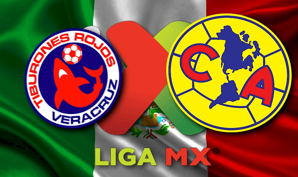 Veracruz vs America 2016 Score En Vivo Ignites Liga MX Table