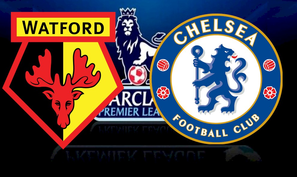 Watford vs Chelsea 2016 Score Updates EPL Table Results