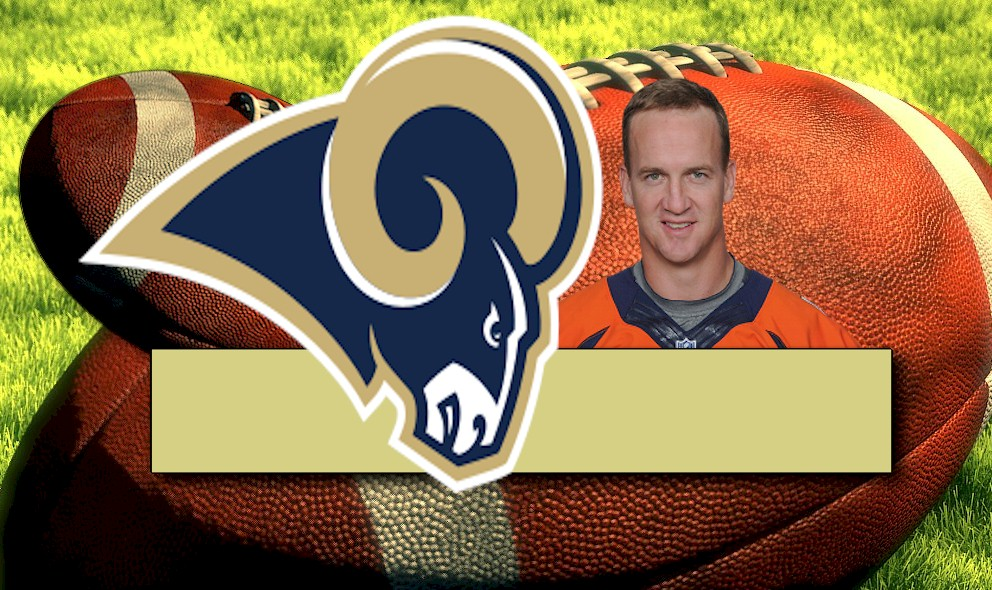 Rams, Peyton Manning Contract Deal Ignites Los Angeles Stadium