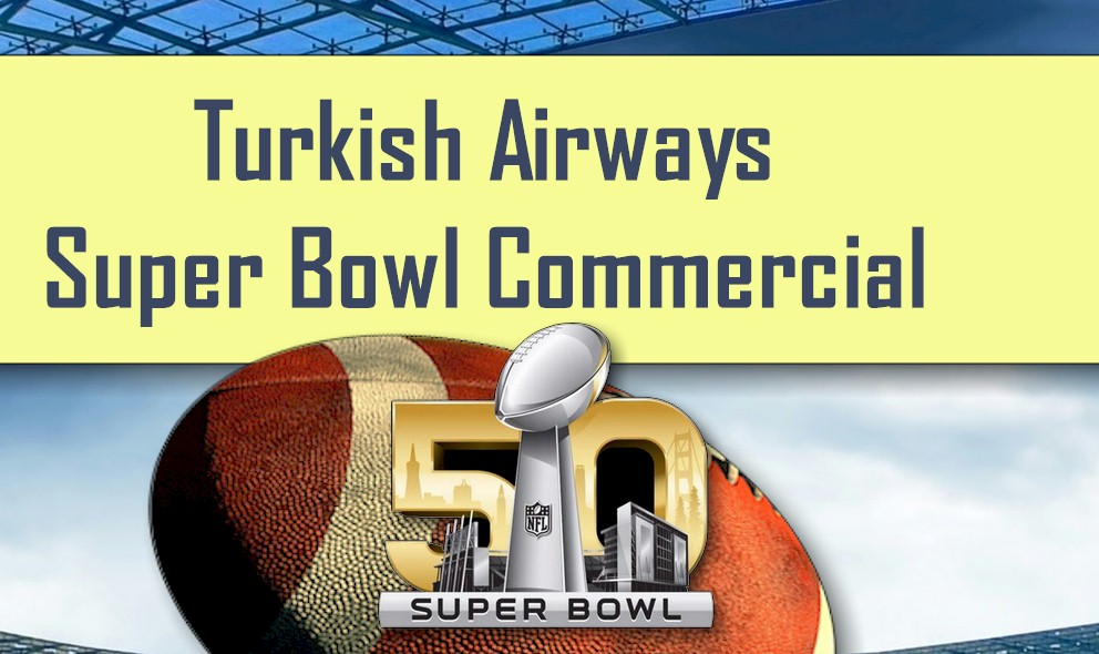 Turkish Airways Batman, Superman Super Bowl Commercial 2016 Revealed