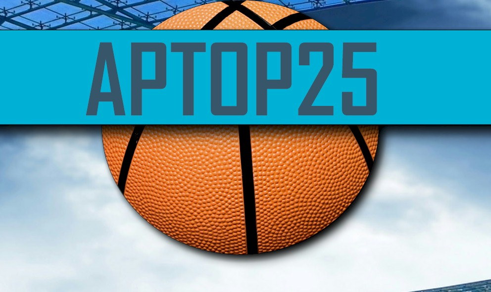 AP Top 25 NCAA College Basketball Rankings