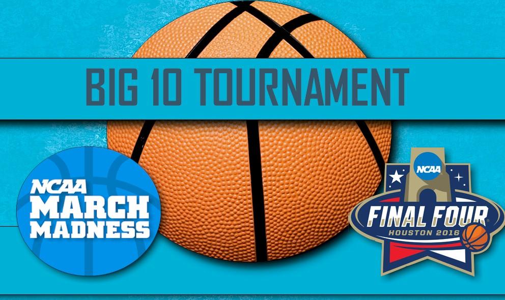 Big 10 Basketball Tournament 2016 Ohio State Vs Michigan