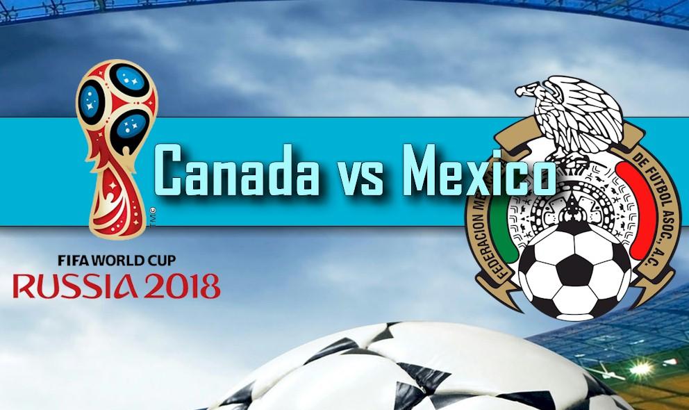 Canada vs Mexico 2016 Score En Vivo: Copa Mundial Qualifier, Univision