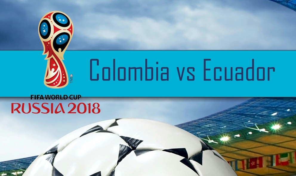 Colombia vs Ecuador 2016 Score En Vivo: Copa Mundial Qualifier