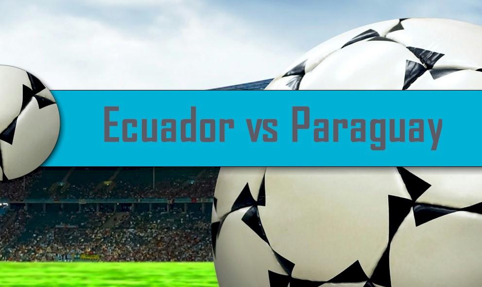 Ecuador vs Paraguay 2016 Score En Vivo: CONMEBOL Copa Mundial Qualifier