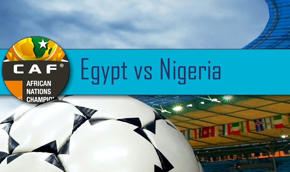 Egypt vs Nigeria 2016 Score: CAF Africa Cup of Nations Qualification
