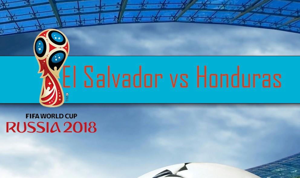El Salvador vs Honduras 2016 Score En Vivo: Copa Mundial Qualifier