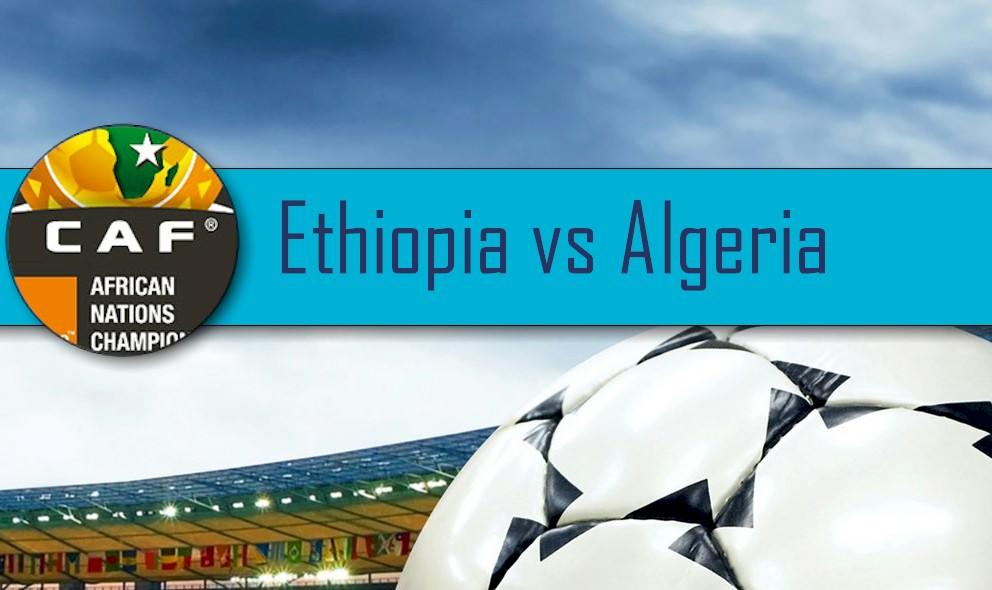 Ethiopia vs Algeria 2016 Score: Africa Cup of Nations Qualifier