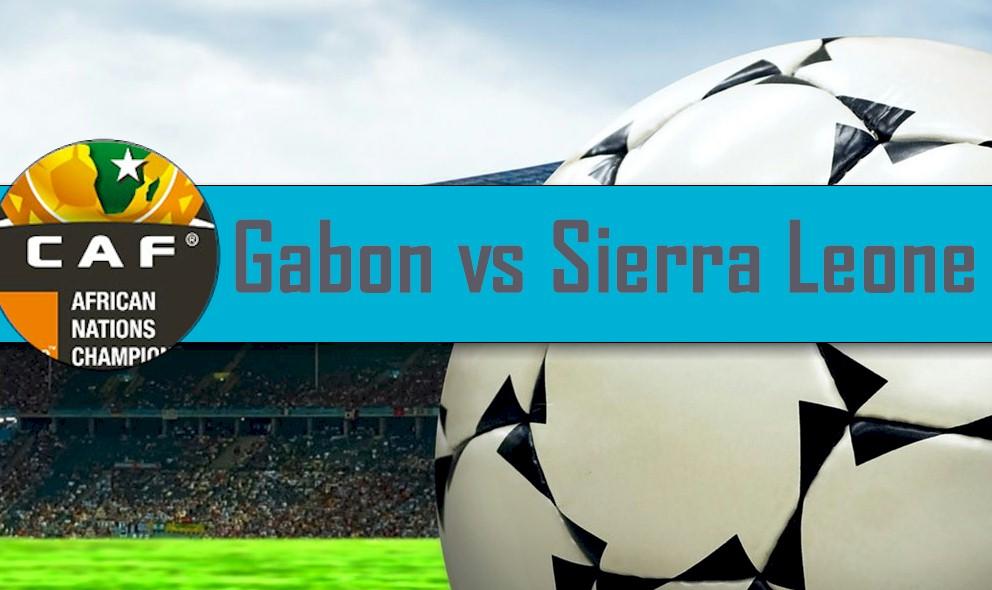 Gabun Sierra Leone