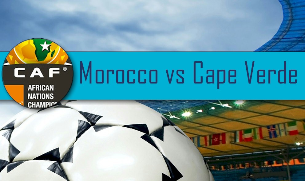 Africa Cup of Nations Qualifications: Morocco vs Cape Verde Islands