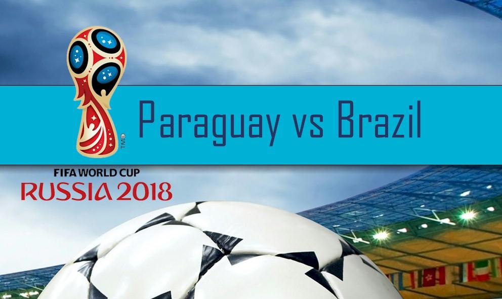 Paraguay vs Brazil 2016 Score En Vivo: Copa Mundial, South America