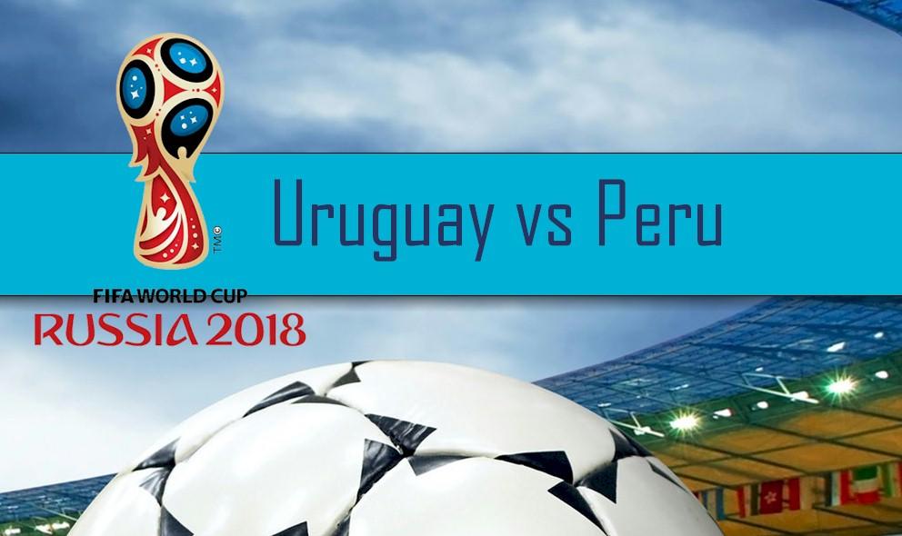 Uruguay vs Peru 2016 Score En Vivo: Copa Mundial Qualification