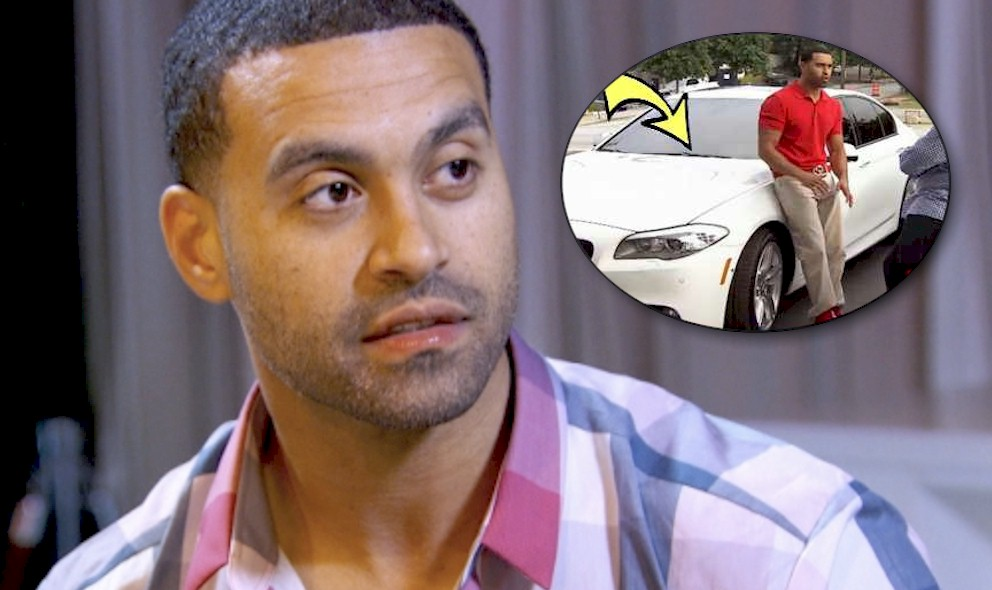 Apollo Nida's Bikes Seized at Kandi Burruss' House? EXCLUSIVE