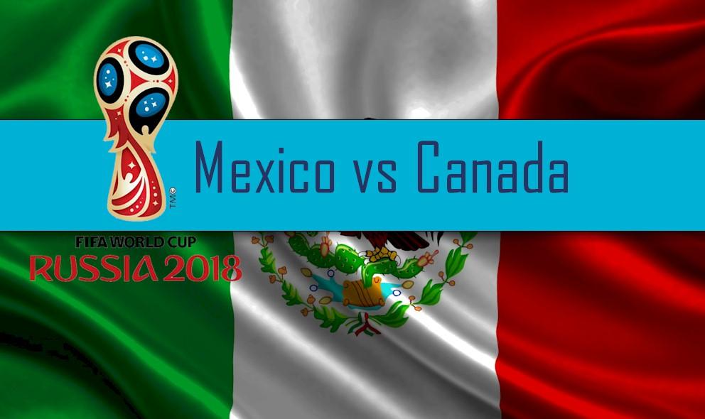 Mexico vs Canada 2016 En Vivo Score: Copa Mundial Qualifier, Univision