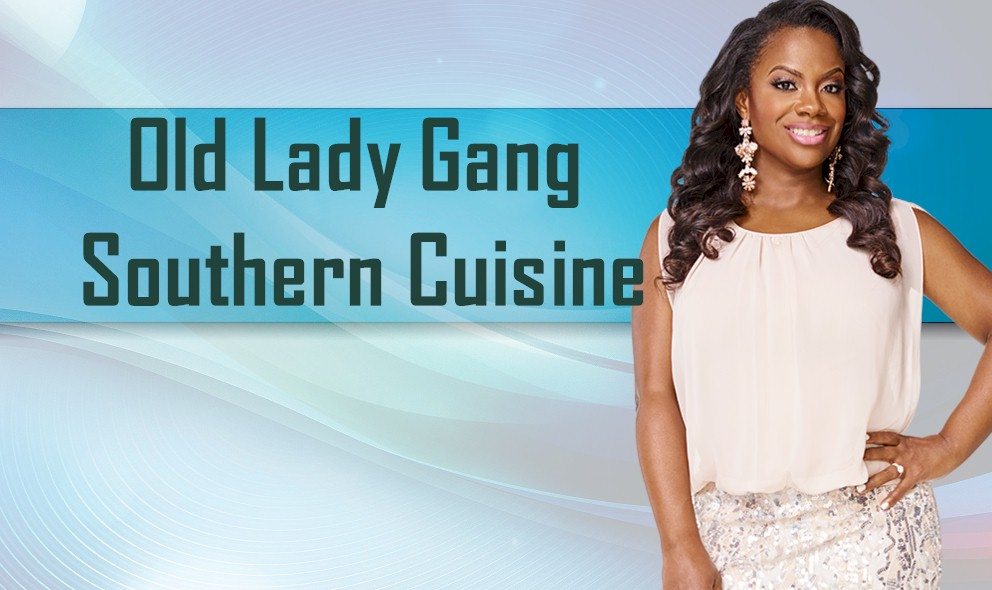 Old Lady Gang Southern Cuisine: Kandi Burruss Restaurant Location?