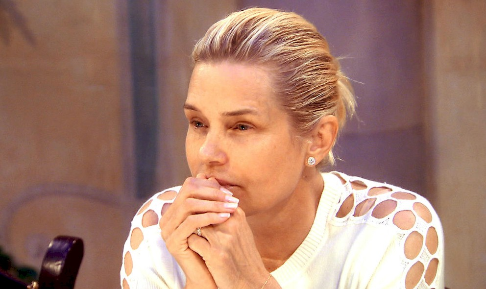 Yolanda Foster: I'm Chronically Ill But Front Row at NY Fashion Week