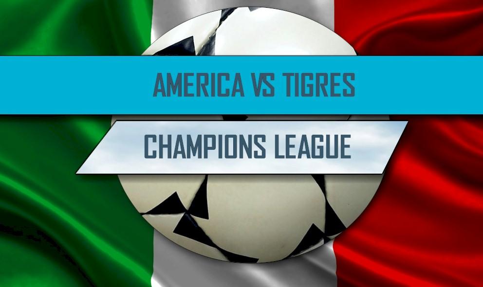 America vs Tigres 2016 Score En Vivo: CONCACAF Champions League