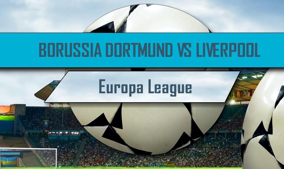 Borussia Dortmund vs Liverpool 2016 Score: UEL UEFA Europa League Results