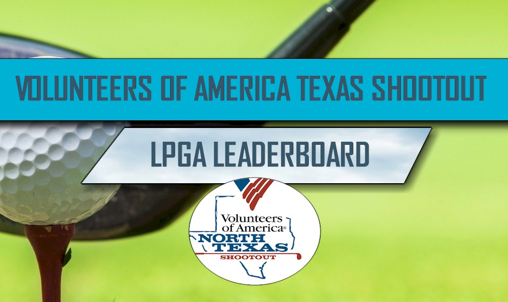 Volunteers of America Texas Shootout Leaderboard Golf Scores Heat Up