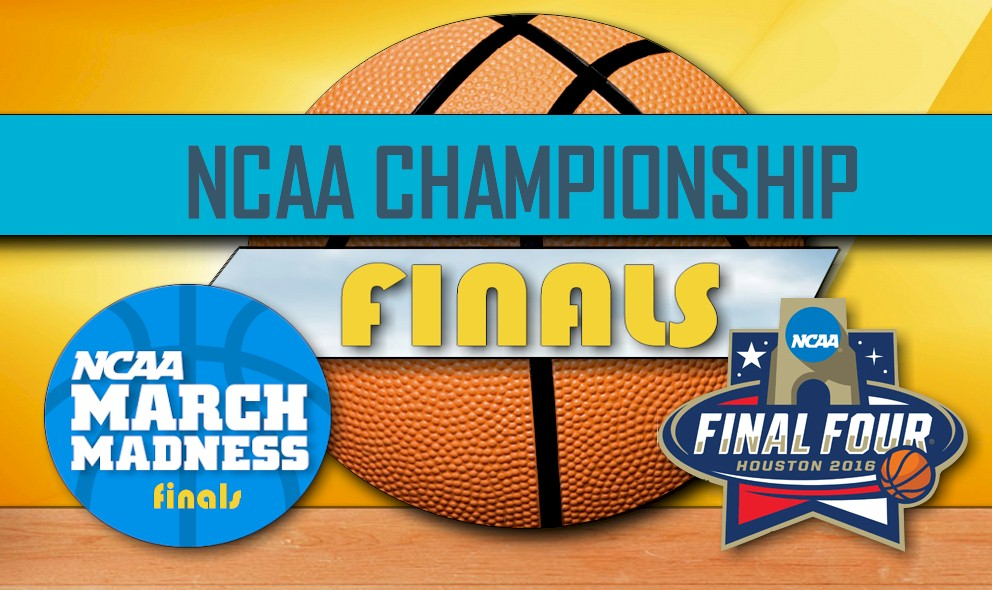 NCAA Basketball Tournament 2016 Scores: NCAA National Championship Finals