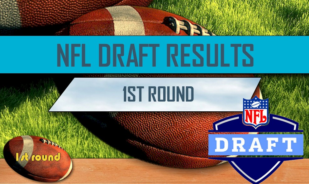 NFL Draft 2016 Results 1st Round: Rams Select Jared Goff ?