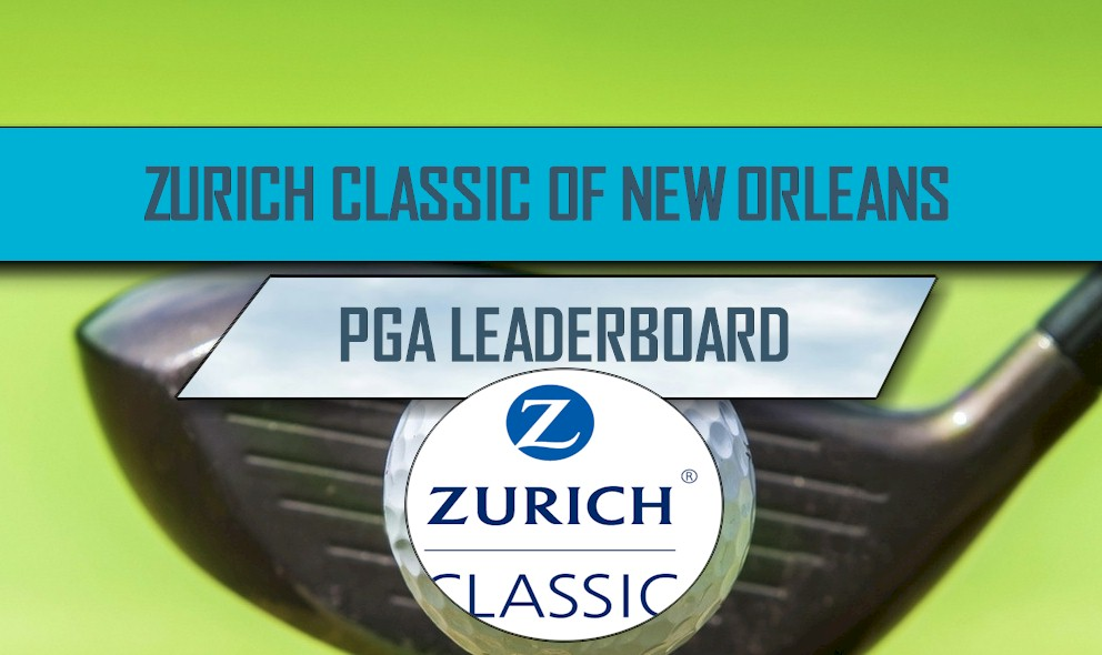 PGA Leaderboard 2016: Stuard Tops Zurich Classic New Orleans Leaderboard