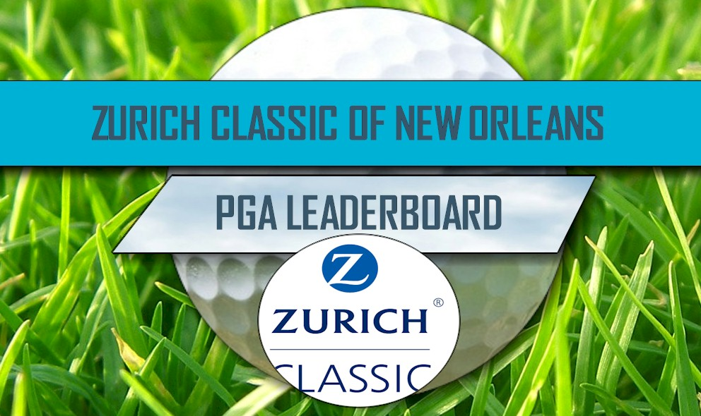PGA Leaderboard 2016: Zurich Classic of New Orleans Leaderboard