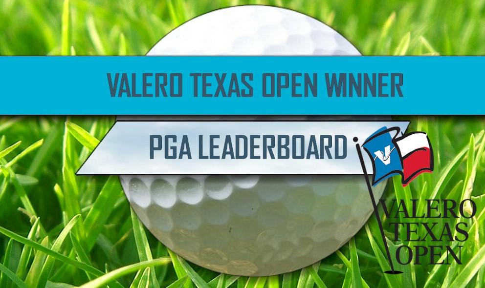 Valero Texas Open 2016 Winner, Leaderboard: PGA Leaderboard Final Round Results