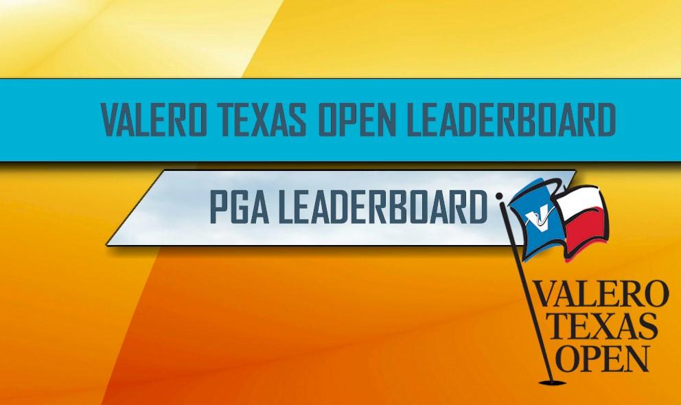 Valero Texas Open Leaderboard 2016: Brendan Steele Tops PGA Leaderboard