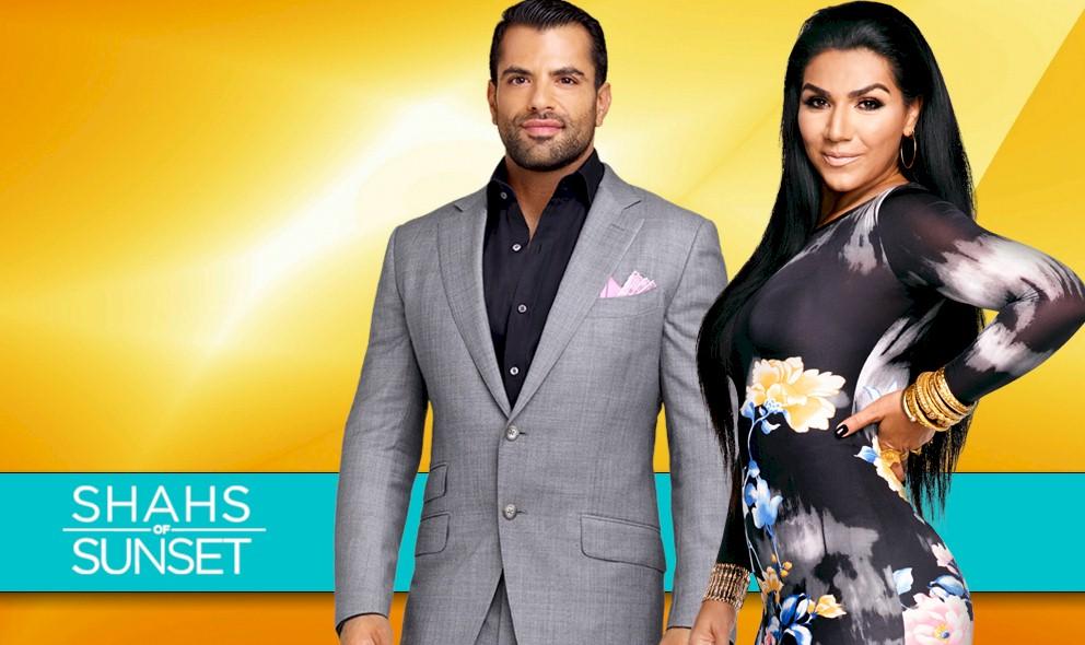 Shervin Roohparvar, Asa Soltan Rahmati Surge Shahs of Sunset Ratings