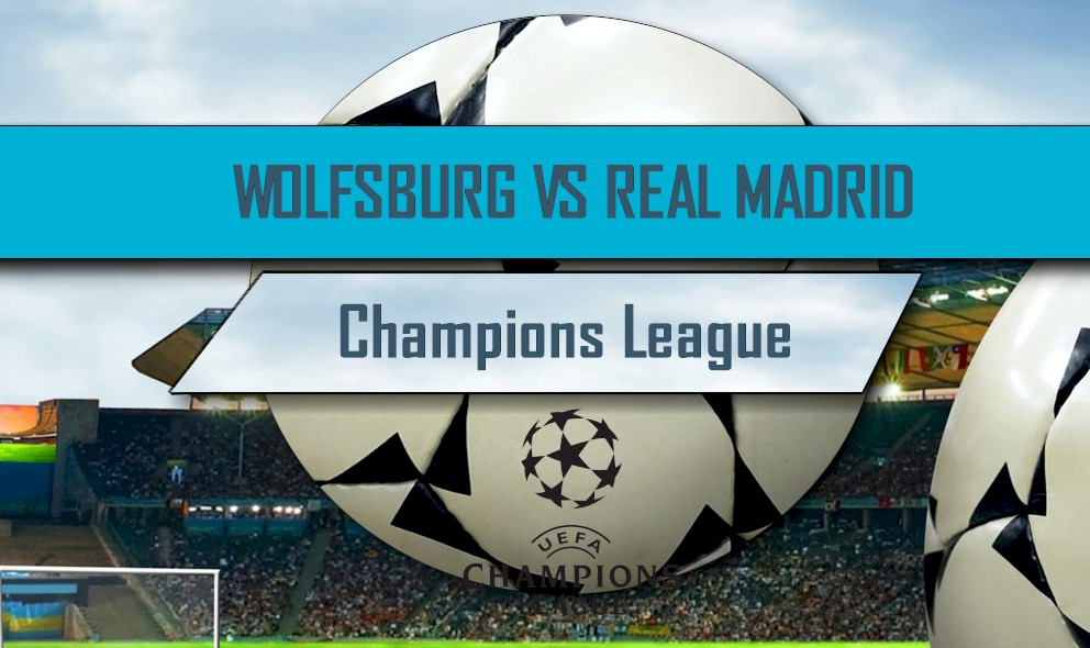 Wolfsburg vs Real Madrid 2016 Score En Vivo: UEFA Champions League Results