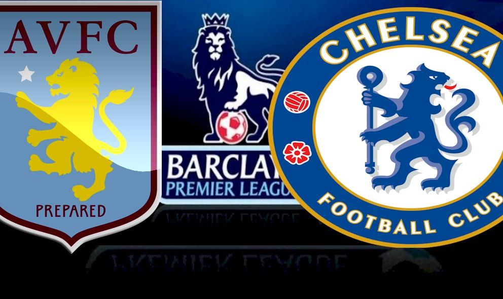 Aston Villa vs Chelsea 2016 Score Ignites EPL Table Results
