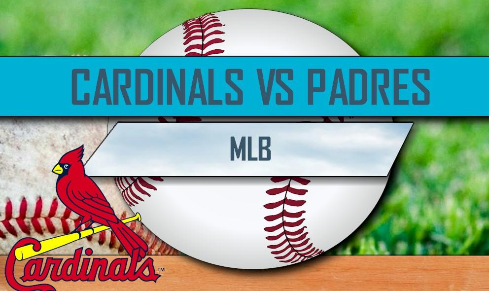 Cardinals vs Padres 2016 Score: MLB Baseball Score Results Heat Up